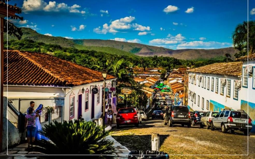 Réveillon em Pirenópolis — Foto: Divulgação/Evento