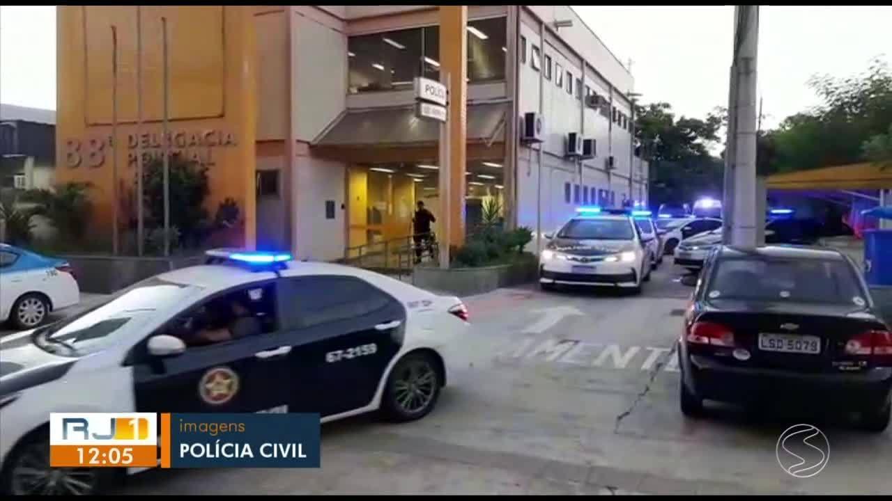 Operação mira criminosos envolvidos em homicídios em Barra do Piraí