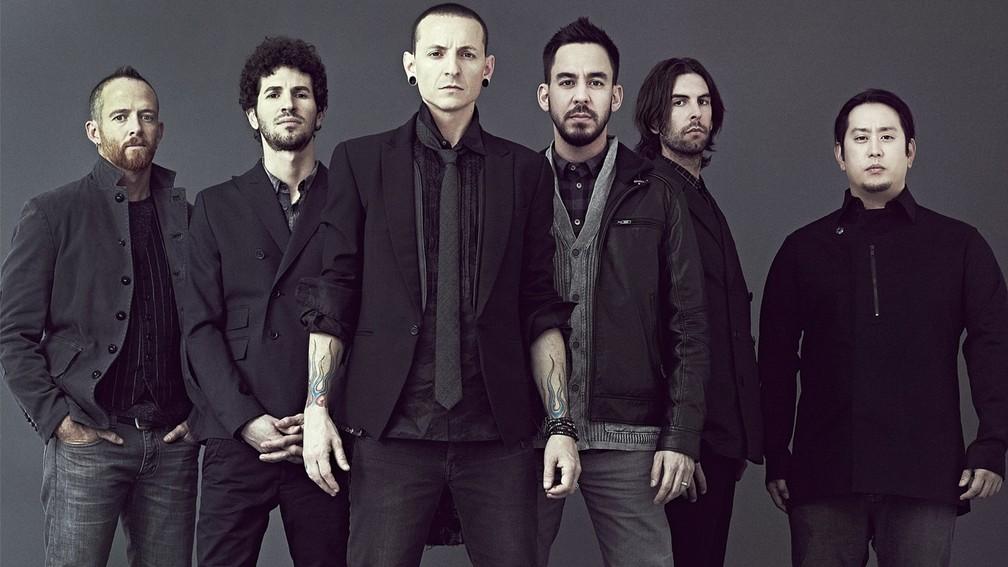 Foto da banda Linkin Park — Foto: Divulgação