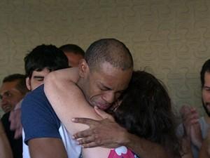Vinicius Romão (Foto: Rede Globo)