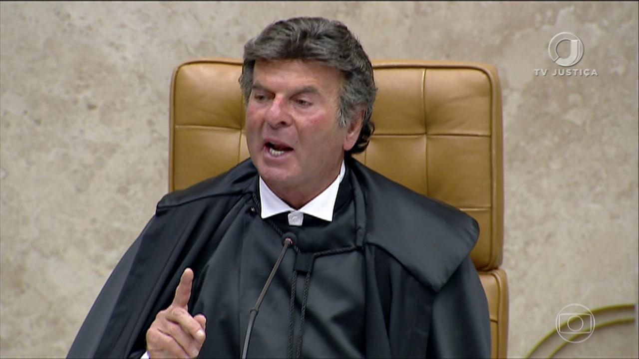 Ministro Luiz Fux toma posse como novo presidente do Supremo Tribunal Federal