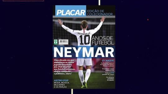 Neymar é o maior craque brasileiro pós-Pelé? Sérgio Xavier acha que sim, e Petkovic se irrita