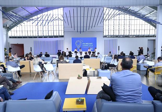"""Visa propôs um debate sobre """"mudanças de mindset dos consumidores"""" em evento em São Paulo (Foto: Divulgação)"""