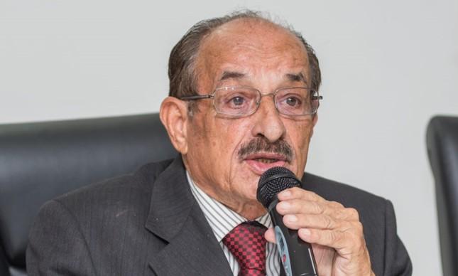 O prefeito de Itabuna, Fernando Gomes (PTC)