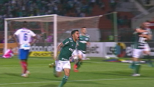 Felipão diz ter cobrado gol de Dudu e o vê fora do Palmeiras só após mais títulos