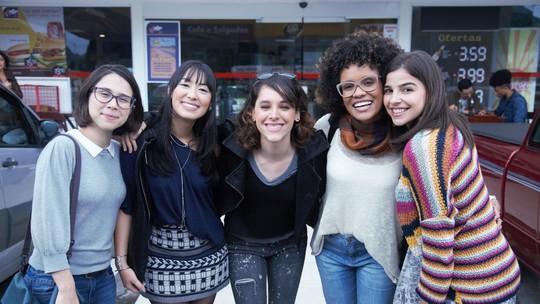 'As Five': Globoplay lança making of de quatro episódios sobre a série; veja datas de lançamento