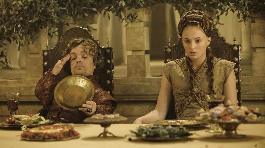 A personagem é forçada a casar com Tyrion Lannister (Foto: Divulgação)