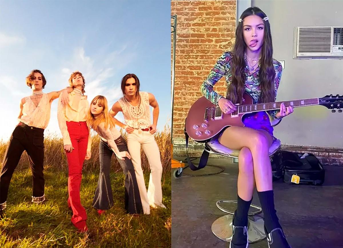 Dia Mundial do Rock tem rara dobradinha de guitarras no topo das paradas globais | Música