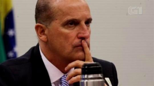 Onyx pede 'pacto político' entre governo e oposição