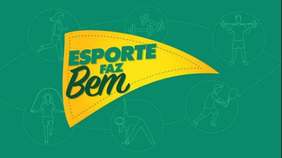 7de583fbc ... Esporte Faz Bem vai beneficiar entidades sociais — Foto  NSC  Comunicação Divulgação