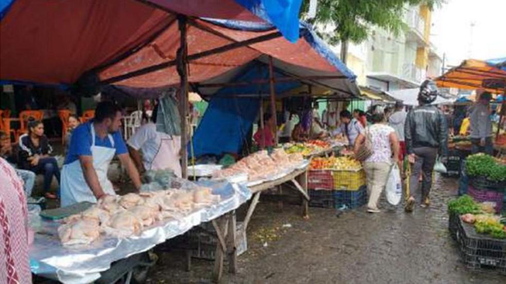 Justiça determina interdição do Mercado Público de Bananeiras, no ...