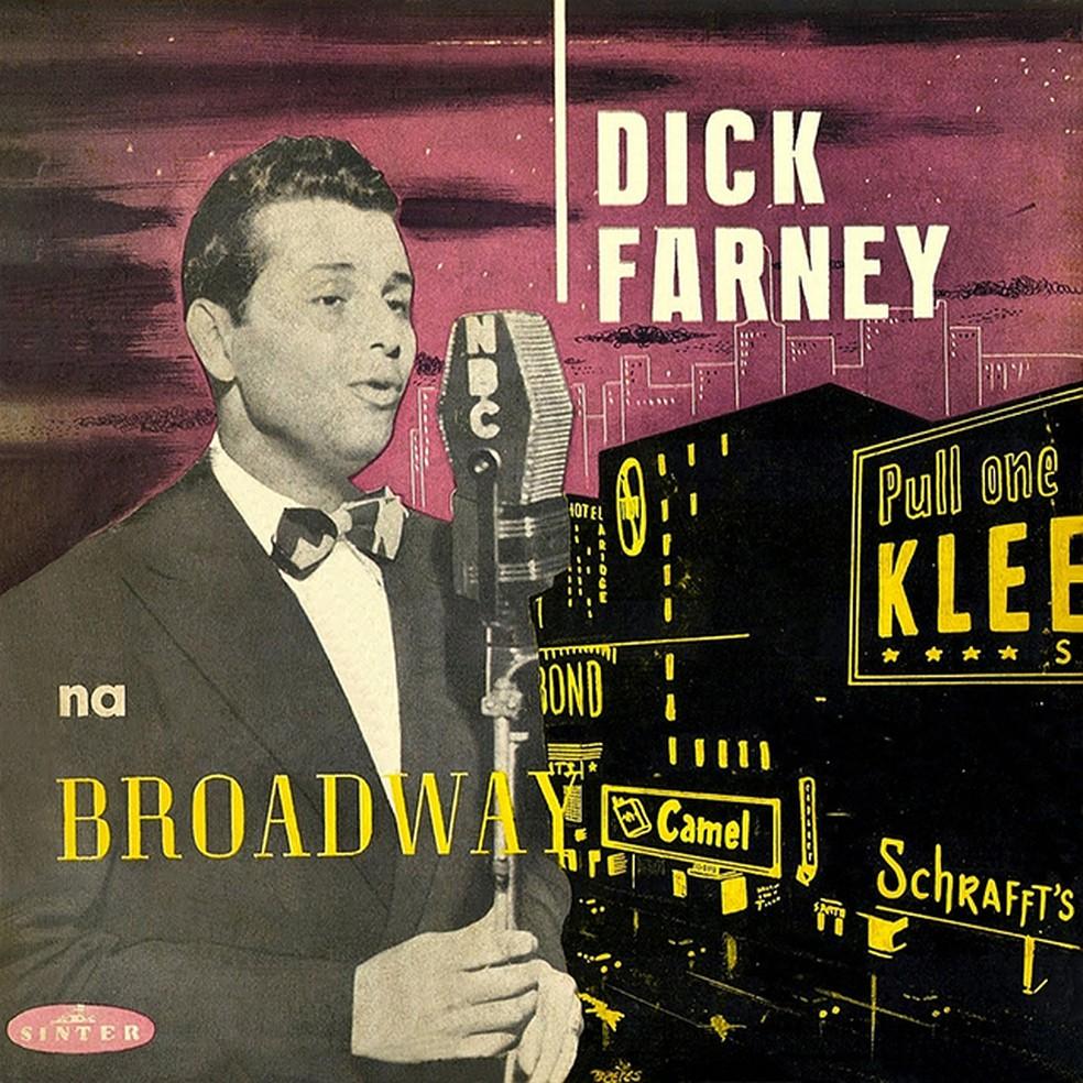 Discos para descobrir em casa – 'Dick Farney na Broadway', Dick Farney, 1954 | Blog do Mauro Ferreira | G1