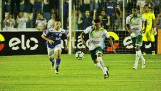 """Macena agradece à confiança do treinador e projeta URT forte: """"Hora de ir além"""""""