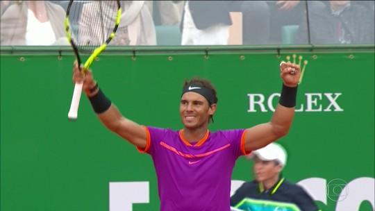 Rafael Nadal vence o Masters 1000 de Monte Carlo