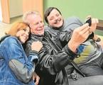 Rafaela Mandelli, Jonas Bloch e Thelmo Fernandes | Munir Chatack/Record