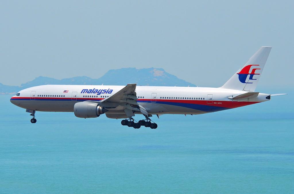 Boeing 777-200 da Malaysia Airlines, parecido com a aeronave que desapareceu em 2014 (Foto: Flickr/ Aero Icarus/ Creative Commons)