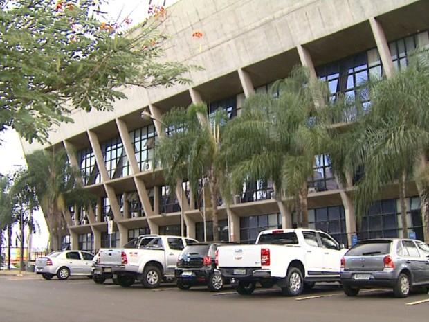 Câmara Municipal de Ribeirão Preto (Foto: Chico Escolano/ EPTV)
