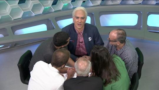 Soy Loco por Copa América: Adnet imita Milton Leite e apresenta o ''Pequeno Círculo''