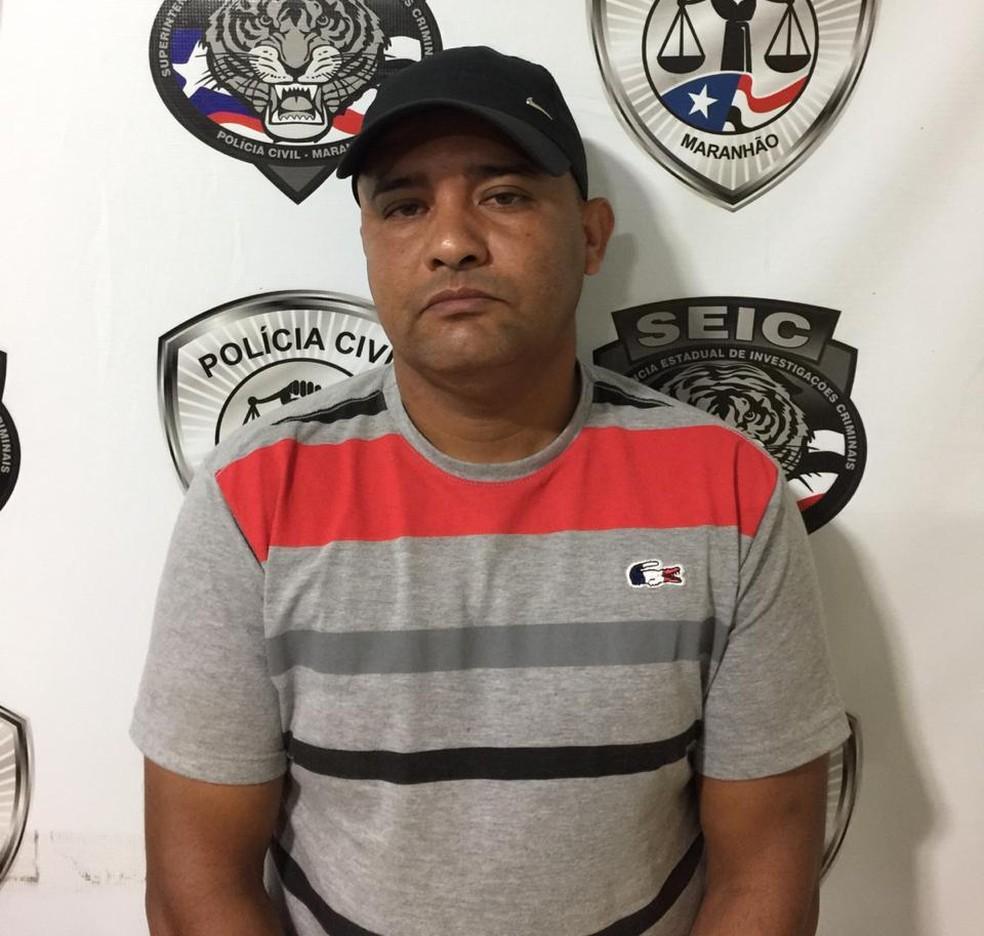 Jonathan Lima da Silva foi encaminhado ao sistema penitenciário, onde cumprirá pena em regime inicialmente fechado — Foto: Divulgação/Polícia