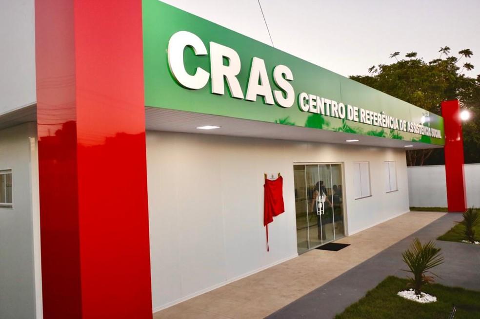 Cras Igualdade, no bairro Marabaixo, é um dos pontos de regularização do CadÚnico em Macapá — Foto: PMM/Divulgação