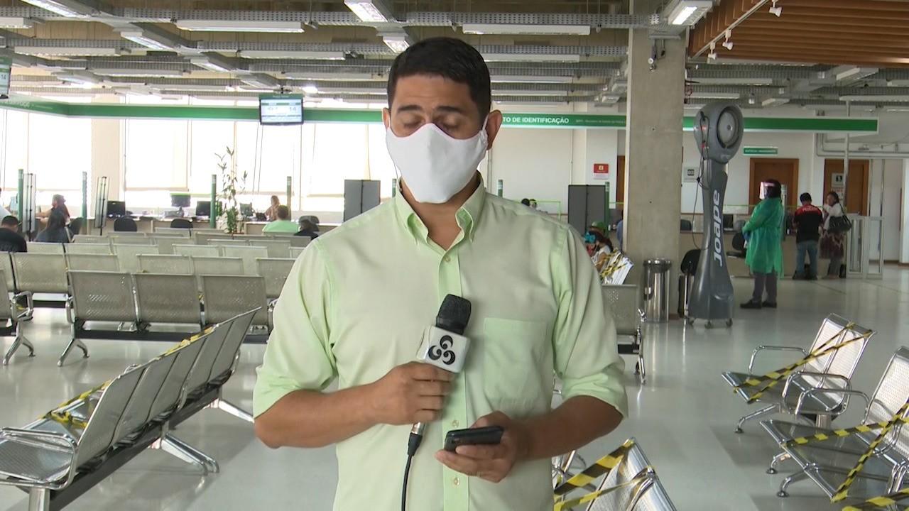 Vice-presidente Mourão chega em Rio Branco para agenda ambiental