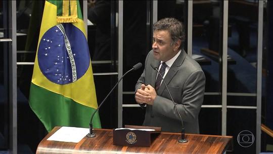 PGR pede arquivamento de suposto crime de Caixa 2 do deputado Aécio Neves, do PSDB