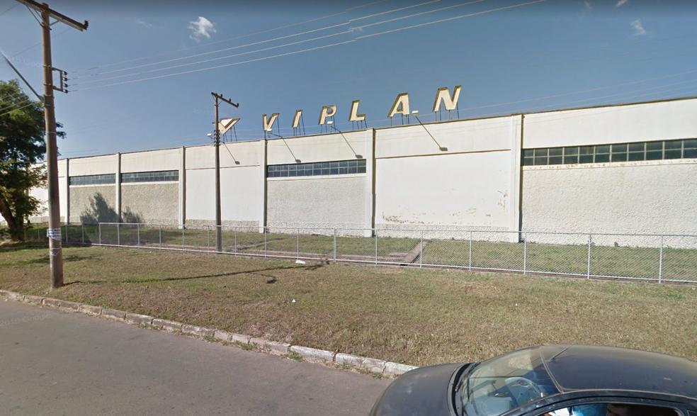 Fachada do prédio do Grupo Viplan na Saída Sul (Foto: Google/Reprodução)