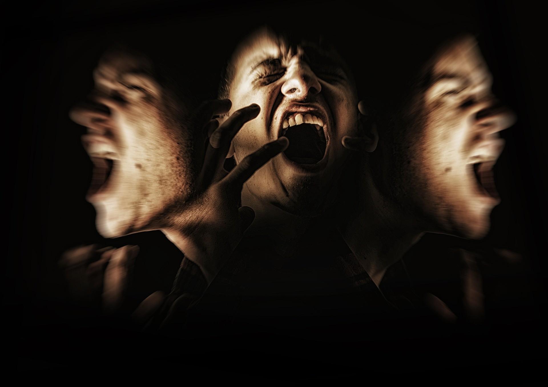 Segundo a OMS cerca de 26 milhões de pessoas vivem com a esquizofrenia no mundo inteiro (Foto: Pixabay)