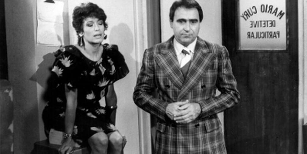 Susana Vieira e Luis Gustavo em Elas Por Elas, 1982.  — Foto: Acervo/Globo