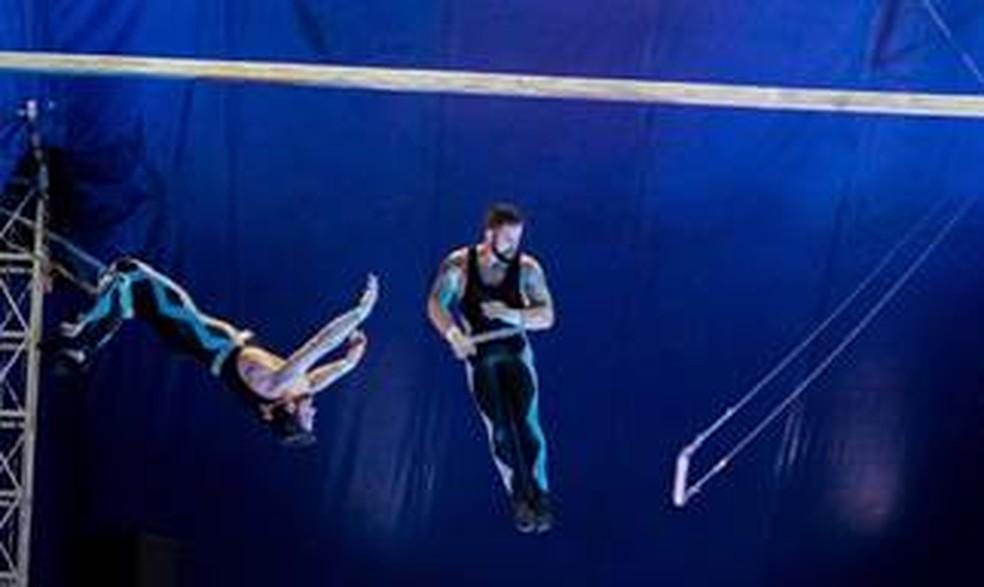 Circo Porto Rico é destaque na programação do RioMar Kennedy.  (Foto: Divulgação)