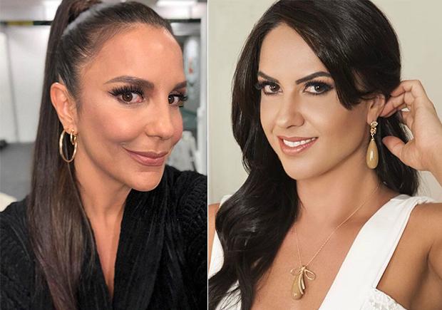 Ivete Sangalo e Graciele Lacerda (Foto: Reprodução/ Instagram)