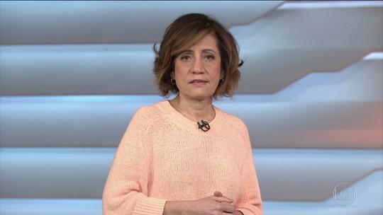 'Parece pequena, mas é enorme', diz Miriam Leitão sobre alíquota de 0,4% da nova CPMF