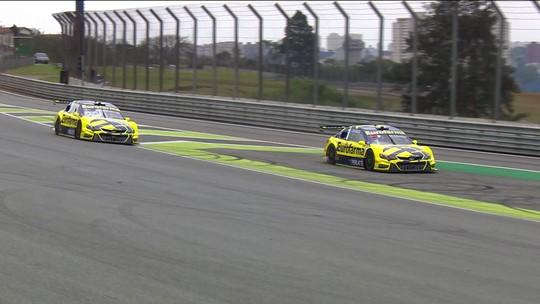 Di Grassi é excluído e Ricardo Maurício vence Corrida do Milhão da Stock Car, em Interlagos