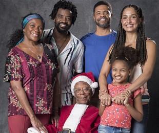 Elenco do especial 'Juntos a magia acontece'   Globo