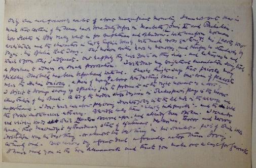 Carta encontrada revela informações importantes sobre o comportamento de Charles Dickens (Foto: Dickens Museum)