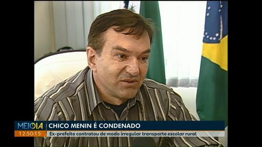 Ex-prefeito de Santa Tereza do Oeste é condenado por irregularidades no transporte escolar