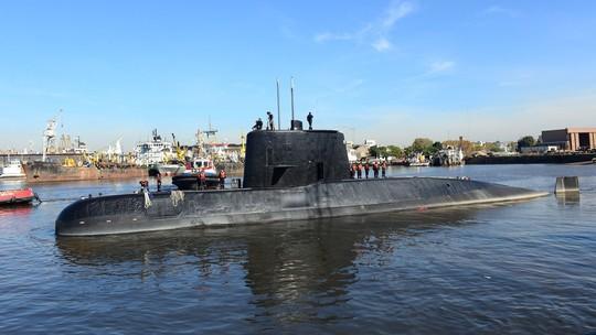 Foto: (Argentine Navy/Handout via Reuters)