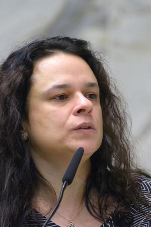 Deputada Janaina Paschoal (Foto: Reprodução)