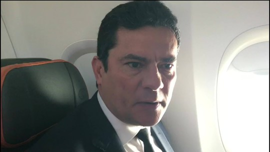 Moro aceita convite de Bolsonaro para ser ministro da Justiça e Segurança Pública