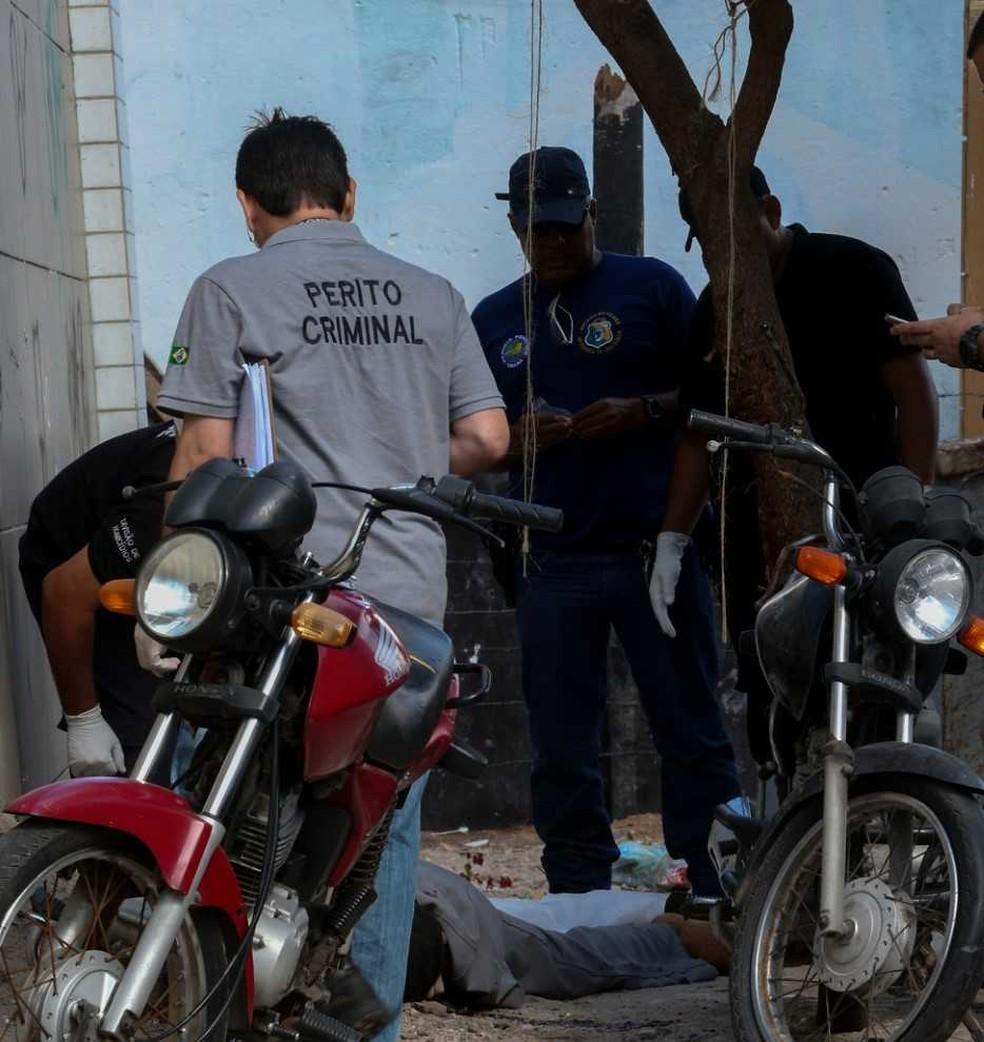 Maracanaú aparece como a cidade mais violenta do país, segundo o Ipea. — Foto: Kléber A. Gonçalves