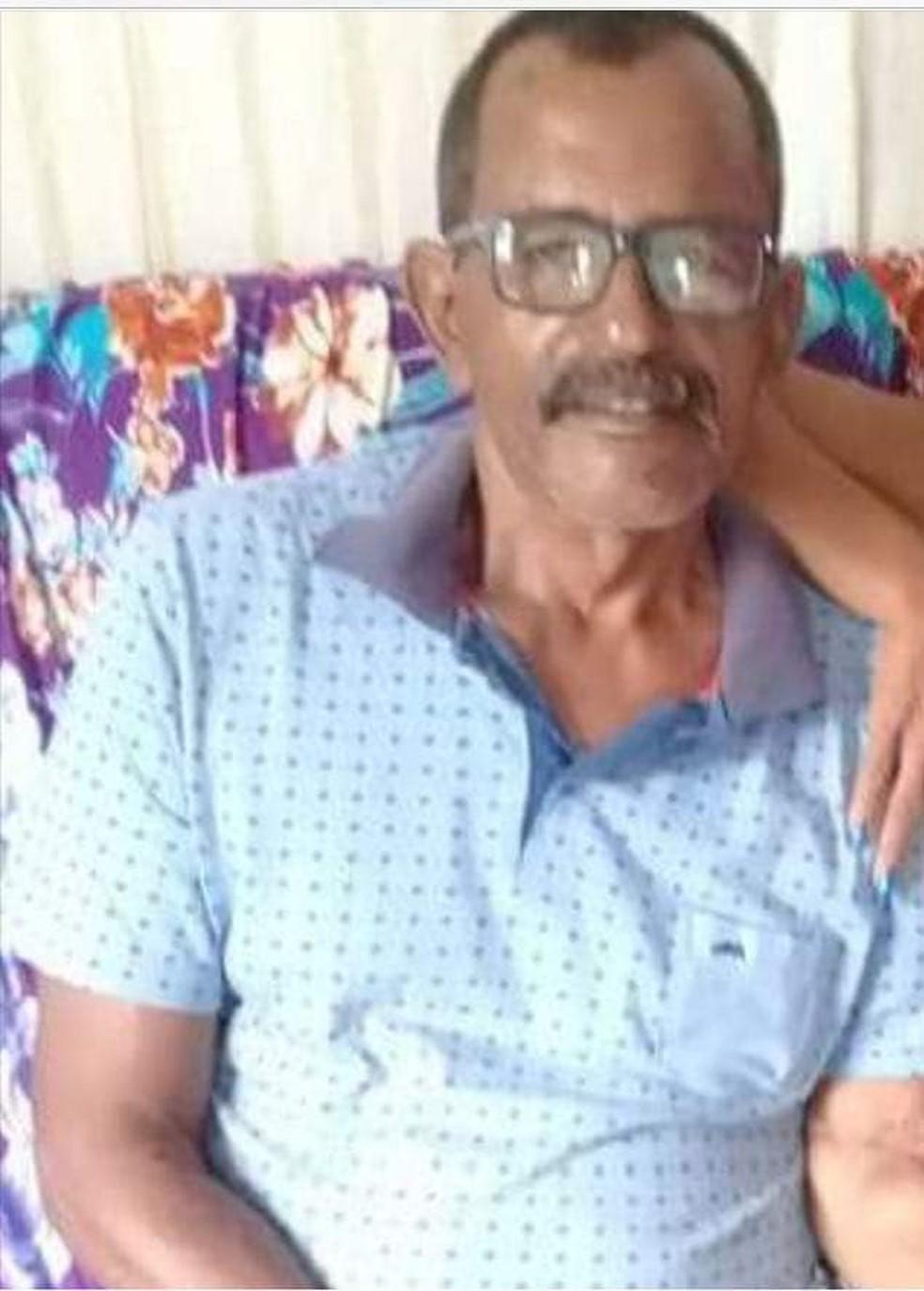 Sebastião Fernandes Morais foi morto em Barra do Garças (Foto: Divulgação)