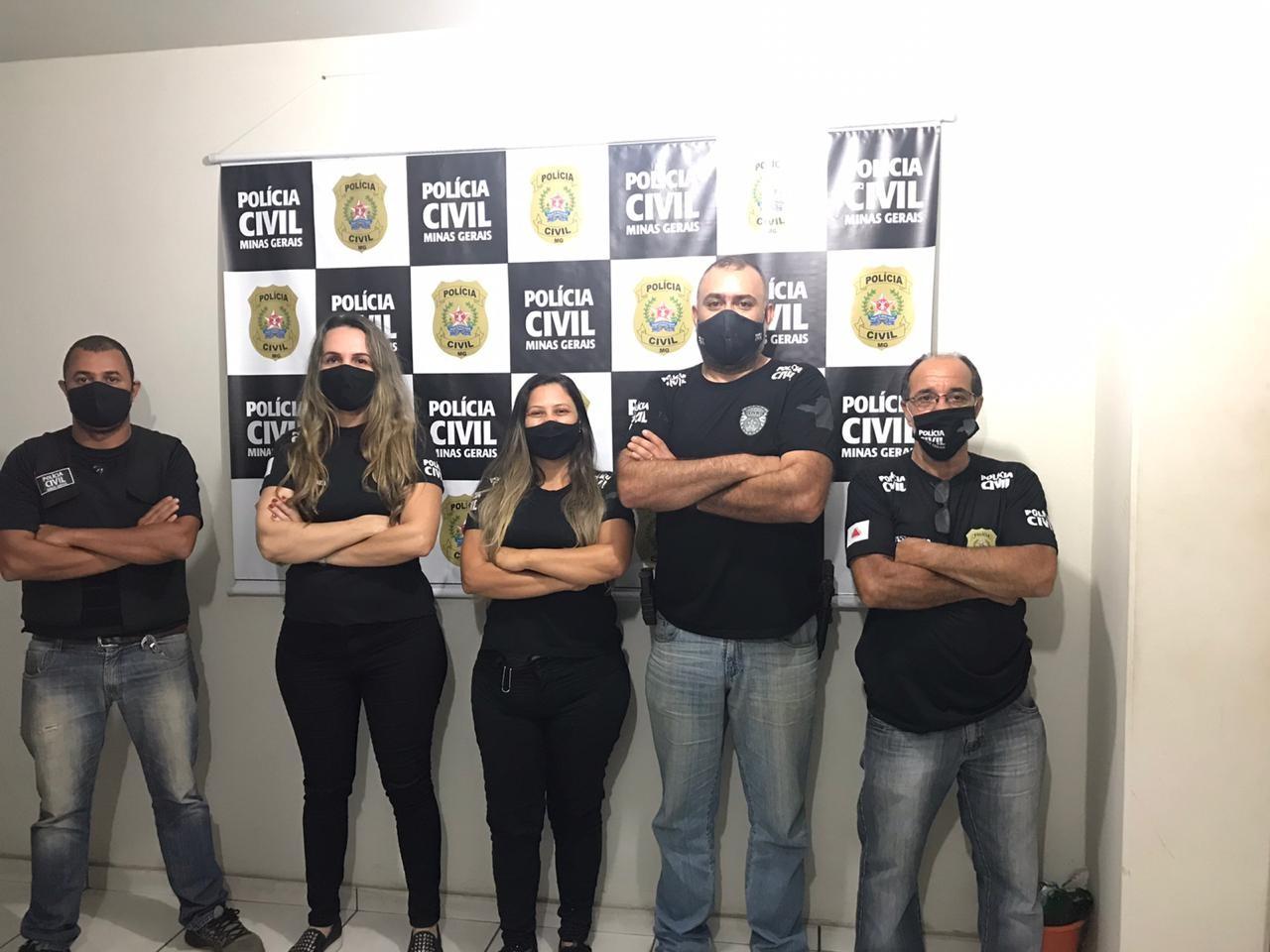 Polícia Civil prende suspeito de abusar das afilhadas em Lagoa Dourada