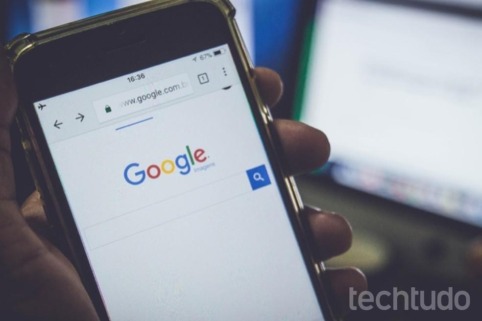 Google permite que você configure exclusão automática de registros de dados — Foto: Marvin Costa/TechTudo