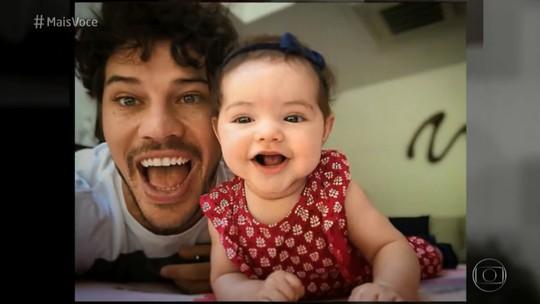 José Loreto fala sobre a paternidade: 'Minha maior modificação como ser humano'