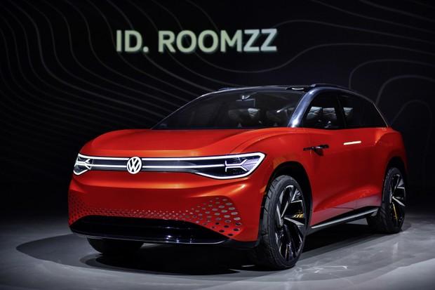 Volkswagen ID. ROOMZZ Showcar (Foto:  )