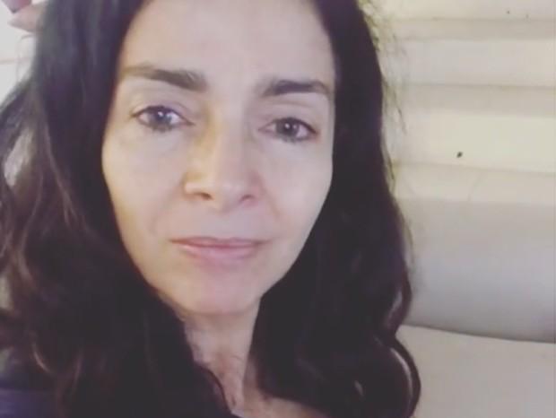 Claudia Ohana (Foto: Reprodução/Instagram)