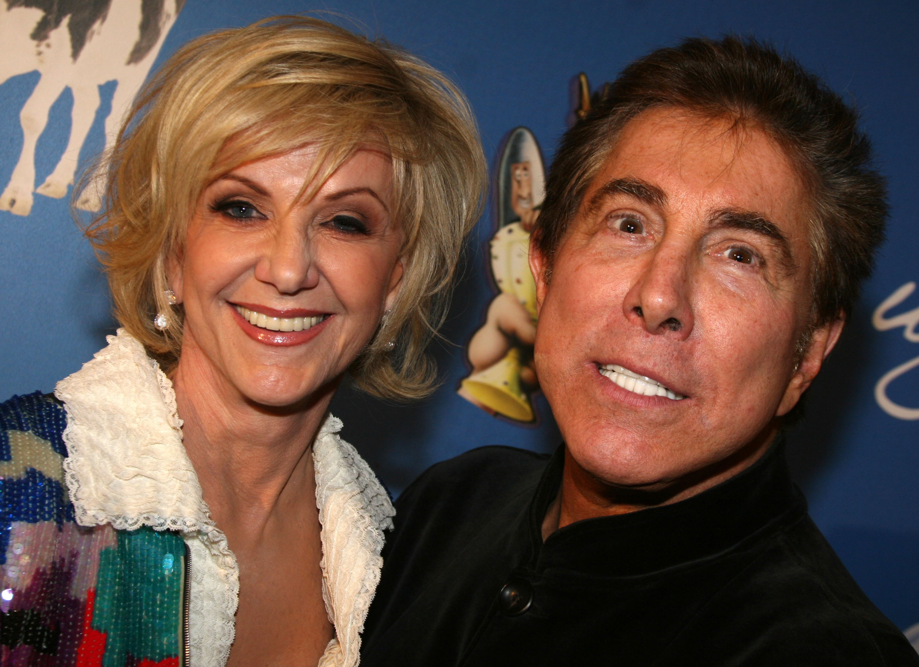 Steve e Elaine Wynn (Foto: Getty Images)