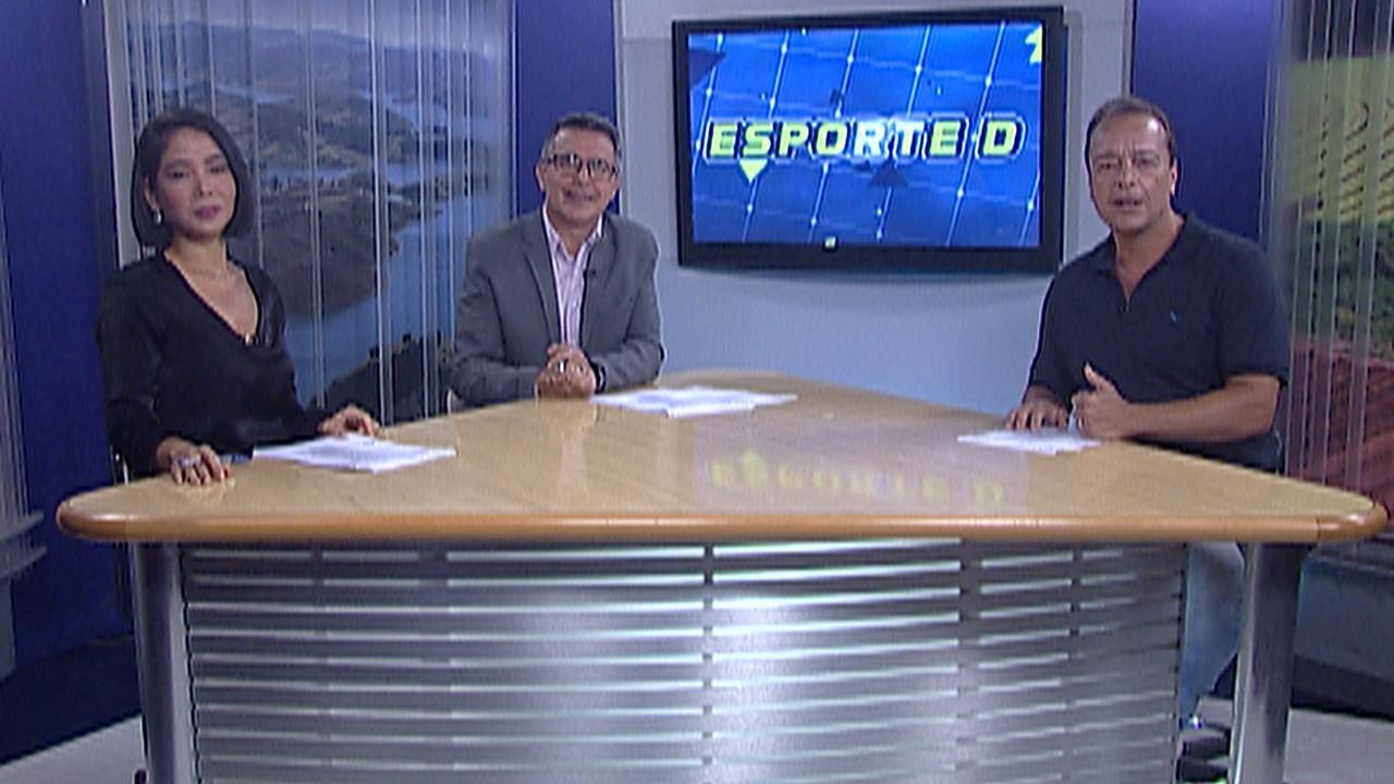 Íntegra Esporte D - 07/10/2020