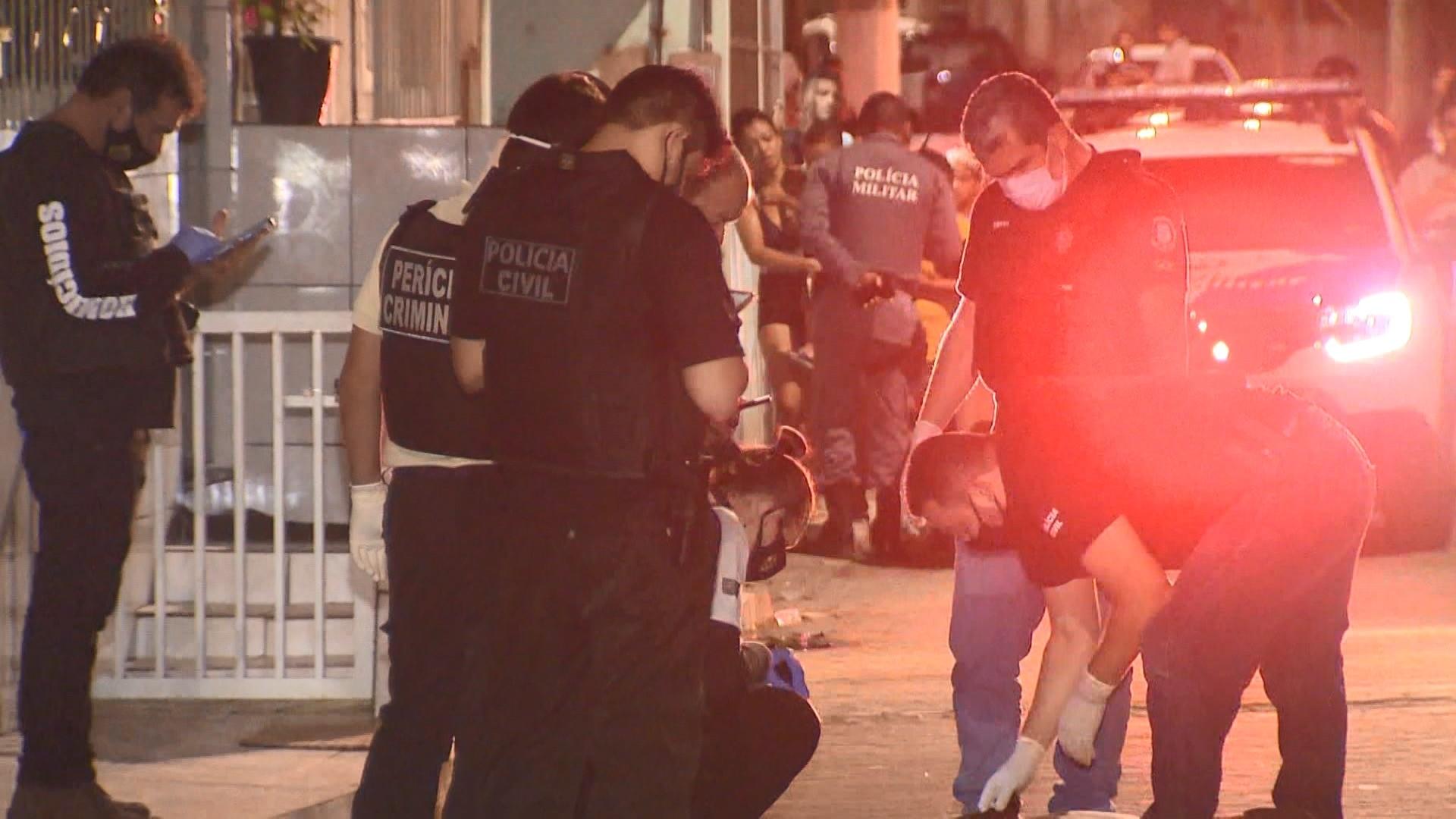 Jovem é morto a tiros em Vila Velha, ES