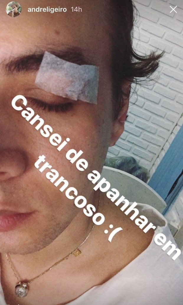 André Ligeiro (Foto: Reprodução/Instagram)